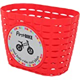 FirstBIKE Basket, Red