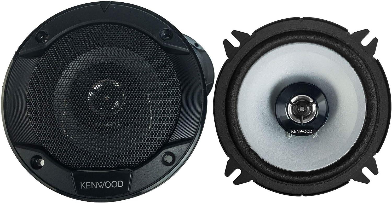 Kenwood Kfc 1366s 250w 5 25 2 Way Coaxial Speakers Pair Mp3 Hifi