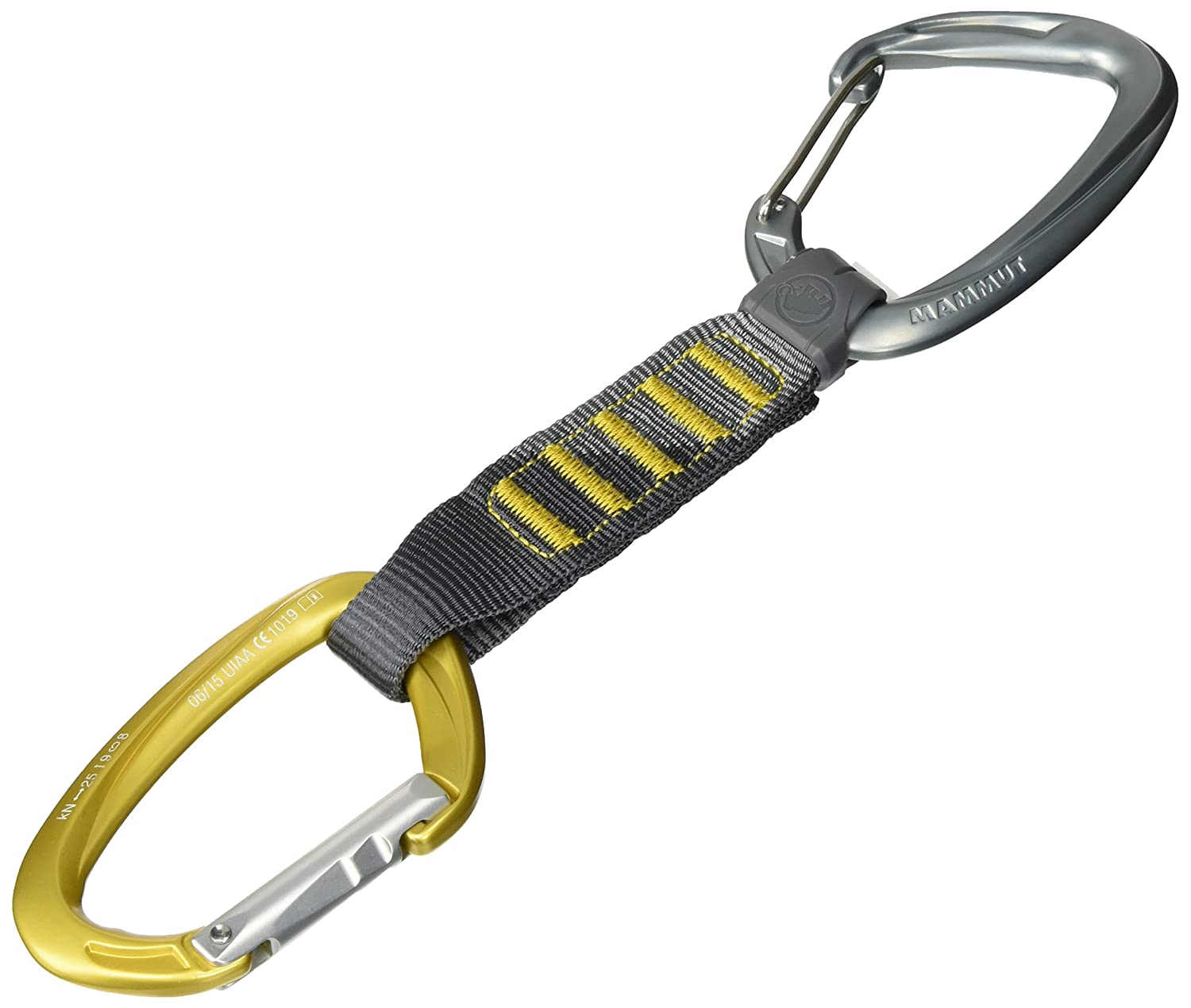Mammut Crag - Set Express - Amarillo/Negro 2014: Amazon.es ...