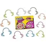 Original Watch Ya Mouth 10-Pack Colorful Mouthpiece Set 4 Small 6 Large