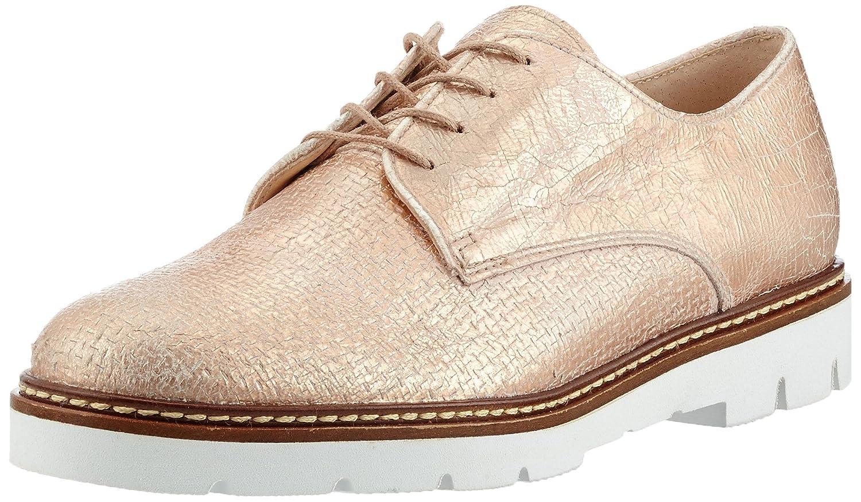 Gabor Shoes 61.461, Zapatos Derby Mujer 39 EU|Beige (Rame 74)