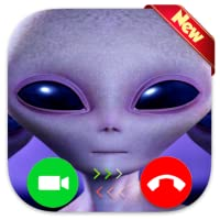 Incoming Video Live Call From Aliens - Free Fake Phone Calls And Fake Text Message ID PRO 2019 - PRANK FOR KIDS