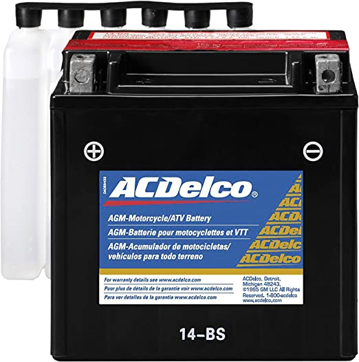ACDelco ATX14BS