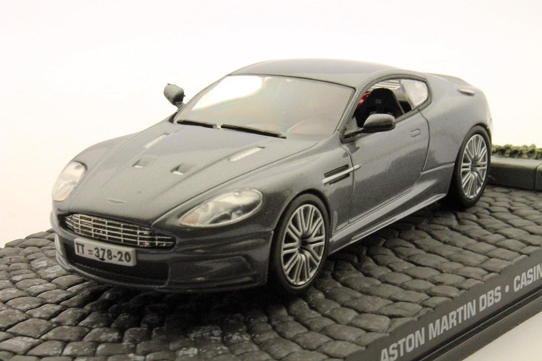 Ixo Aston Martin Dbs James Bond Movie Car Casino Royale Grau