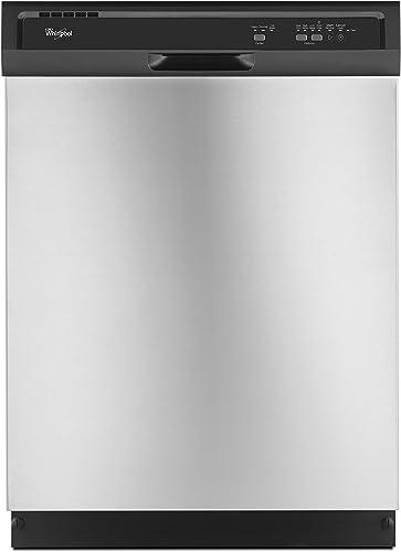 Amazon.com: Whirlpool Acero Inoxidable Integrado lavaplatos ...