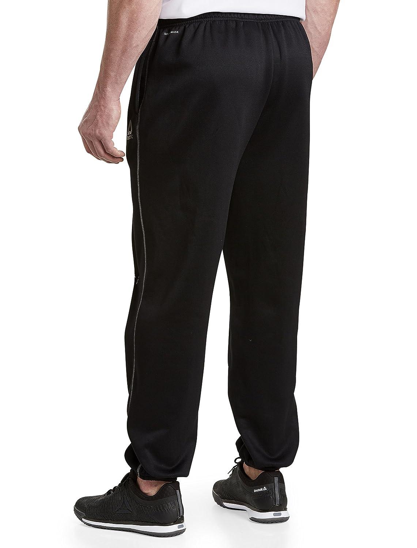 17e14791de1bb Reebok Big and Tall Play Dry Fleece Pants