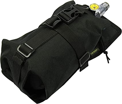0.8 /– 1.8 Litres Air Tank Pouch Bag m.o.l.l.e Horizontal 35 CI CI 22 68 Ci