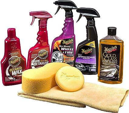 MEGUIAR'S Classic Wash & Wax Kit