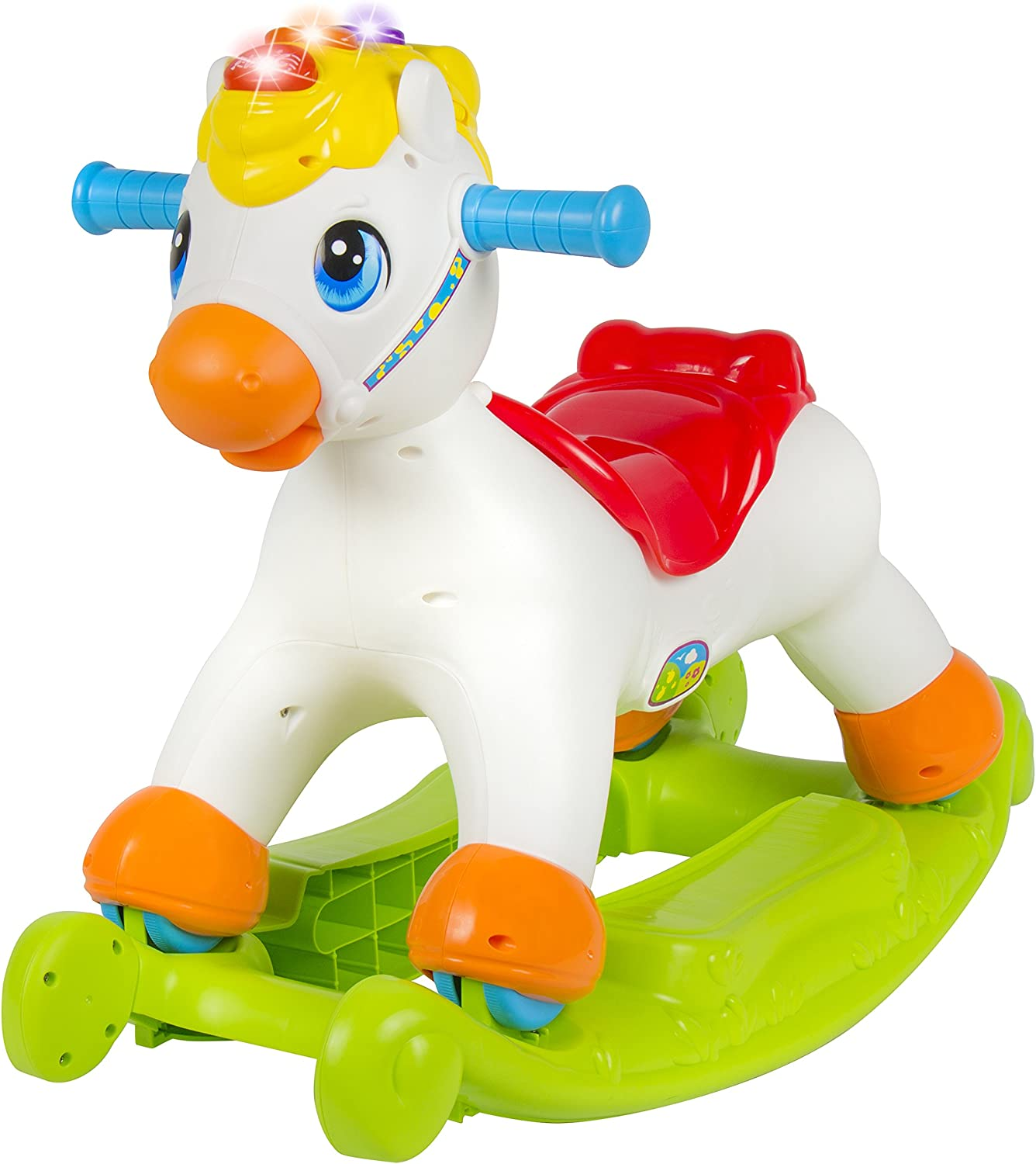 Top 10 Best Rocking Horse Toy (2020 Reviews & Guide) 5