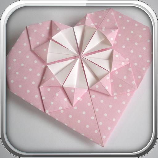 amazoncom origami valentine tutorials appstore for android