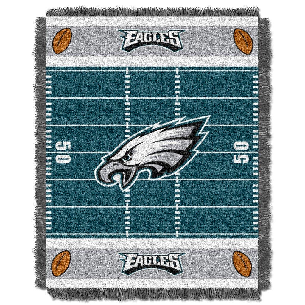 1 Piece Kids NFL EaglesテーマBlanket ( 36