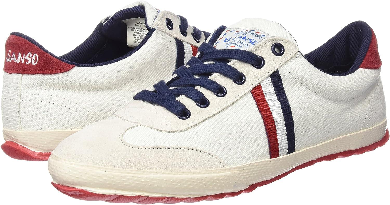 EL GANSO 4110s160017, Zapatos para Hombre, Blanco, 40 EU: Amazon.es: Ropa y accesorios