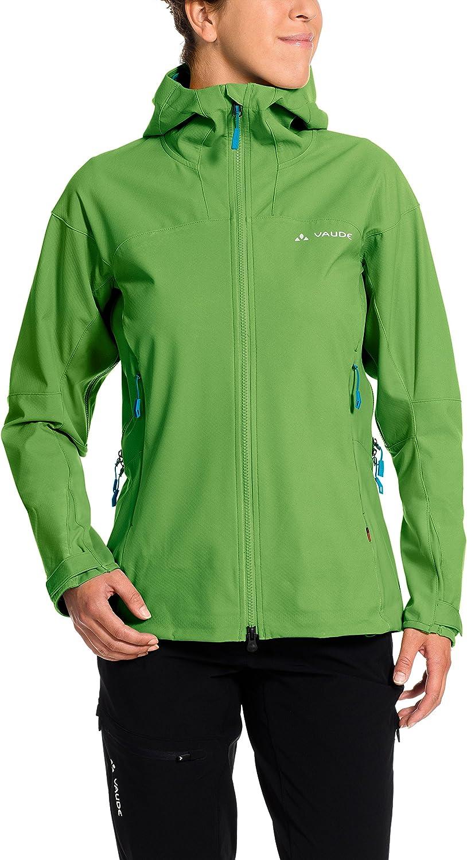 VAUDE Women's Roccia Softshell Hoody Jacket