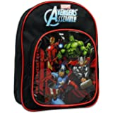 Marvel Heroes Avengers Backpack - Featuring Iron Man Captain America Thor & The Hulk