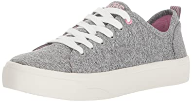BOBS from Skechers Women's Cloudy-Heather Jersey Fashion Sneaker