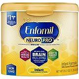 Enfamil 美赞臣 NeuroPro 1段 0-12个月 婴儿配方奶粉 587g/罐 单罐装