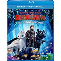 How to Train Your Dragon: The Hidden World (Blu-ray + DVD + Digital)