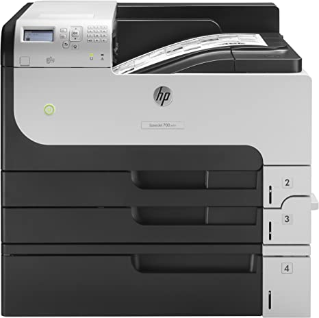 HP Laserjet Enterprise 700 Printer M 712 XH - Impresora Láser ...