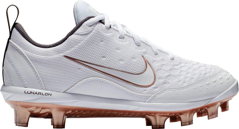 Pro MCS Softball Cleats White/Gold