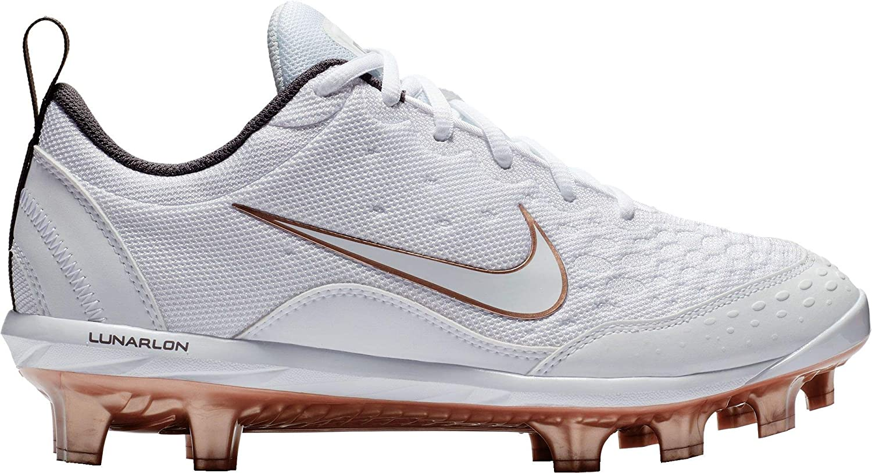 77236f693 Amazon.com | Nike Women's Hyperdiamond 2 Pro Softball Cleats | Soccer