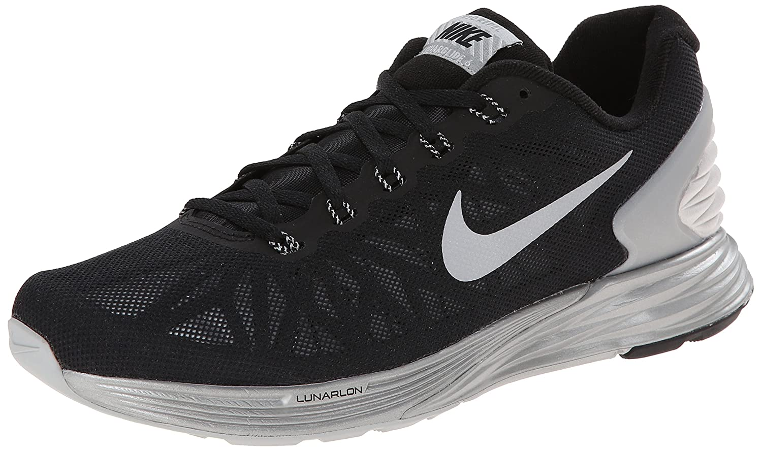 best website bb70d e95b3 NIKE Wmns Nike Lunarglide 6 Flash Womens Running Shoes