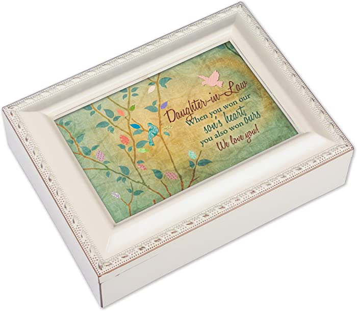 Top 9 Cottage Garden Music Box Daughter In Law