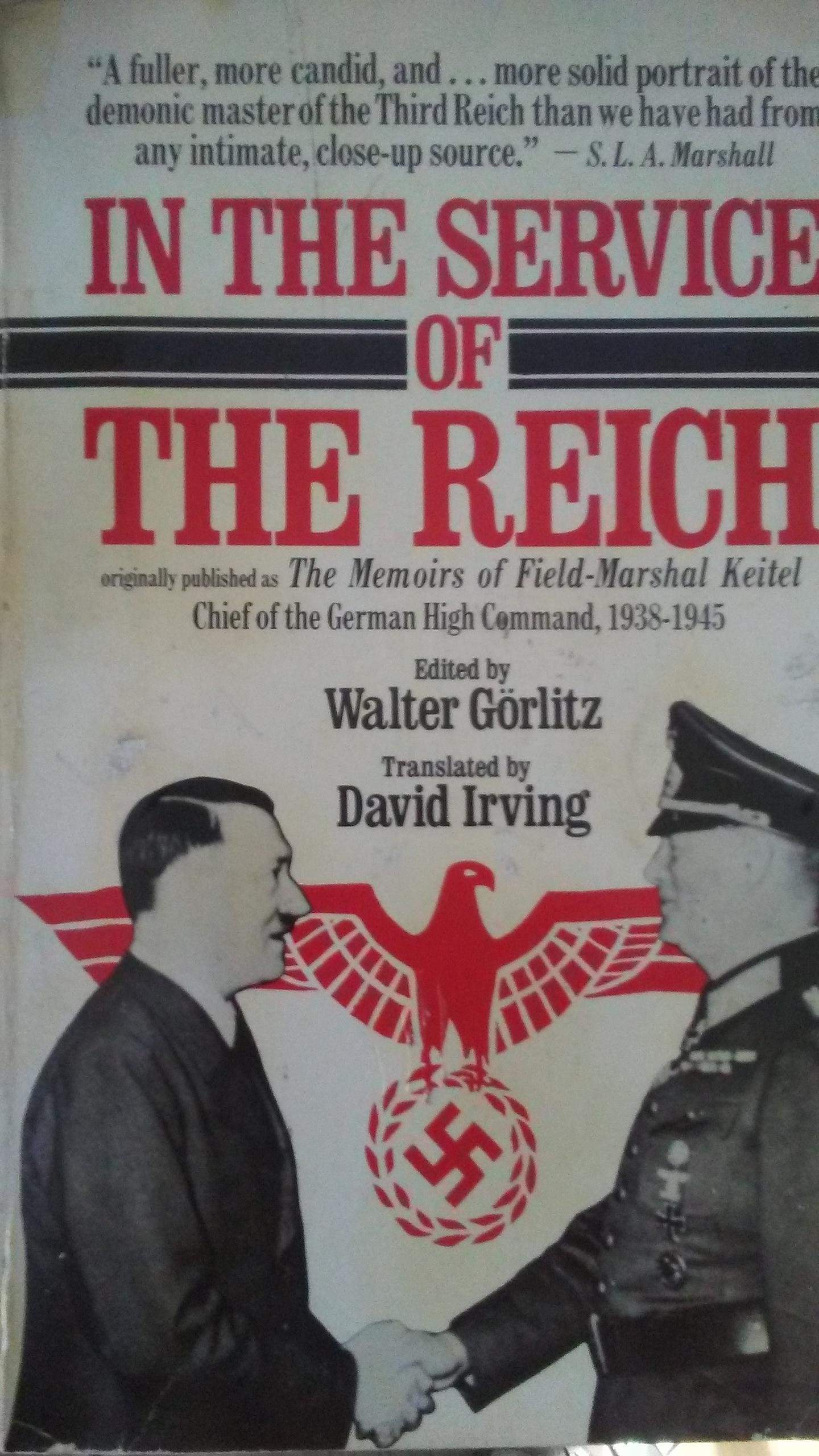 In the Service of the Reich