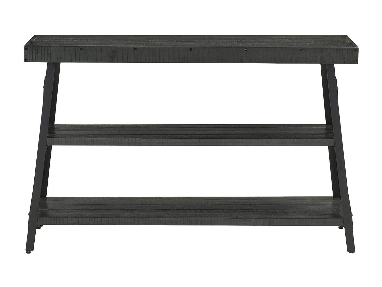 Martin Svensson Home 890449 Xavier Sofa Console Table, Grey