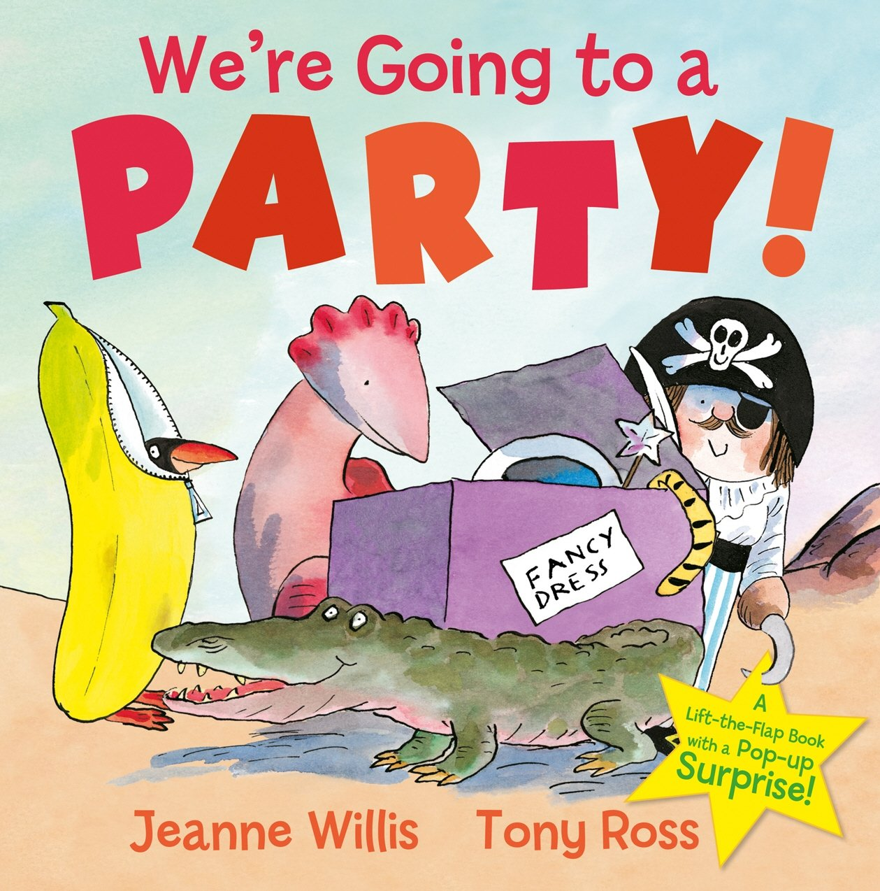 We're Going to a Party! pdf