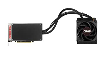 ASUS R9FURYX-4G - Tarjeta gráfica a 4 GB (AMD Radeon ...