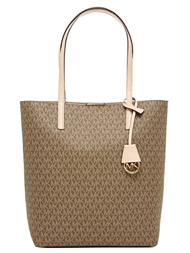 86188f48801f Amazon.com: Michael Michael Kors Hayley Large North/South Tote: Shoes