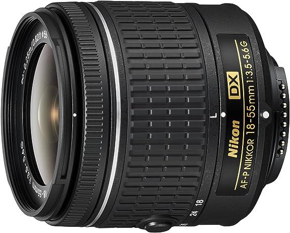 Nikon Af P Dx Nikkor 18 55mm F 3 5 5 6g Zoomobjektiv Kamera
