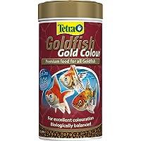 Tetra Gold Colour Fish Food 75g