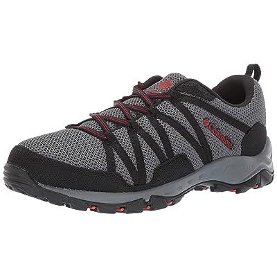 Columbia Men's Firecamp Knit Hiking Shoe   Hiking Shoes