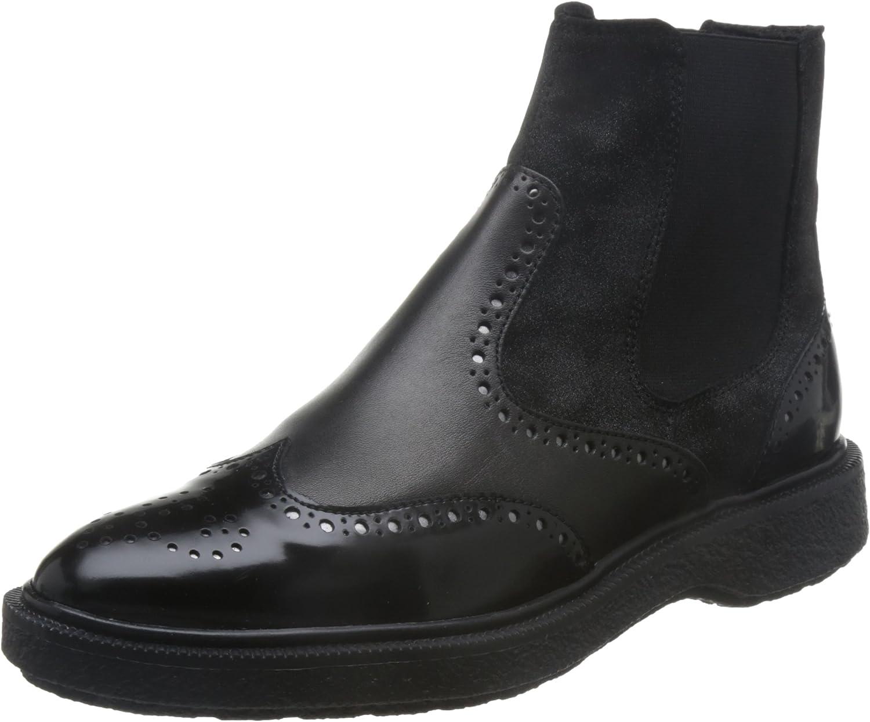 Denso Persuasivo Llevando  Geox Women's D Prestyn D Chelsea Boots: Amazon.co.uk: Shoes & Bags