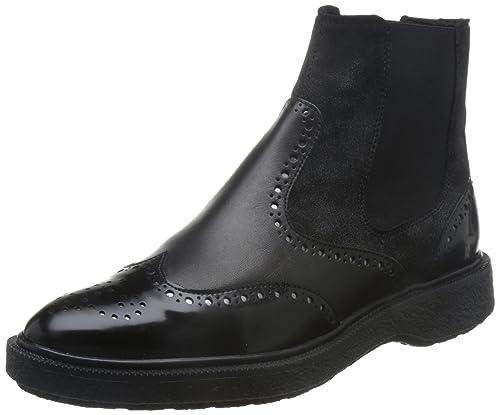 D Prestyn B, Zapatos de Vestir para Mujer, Marrón (Dk Coffee), 40 EU Geox