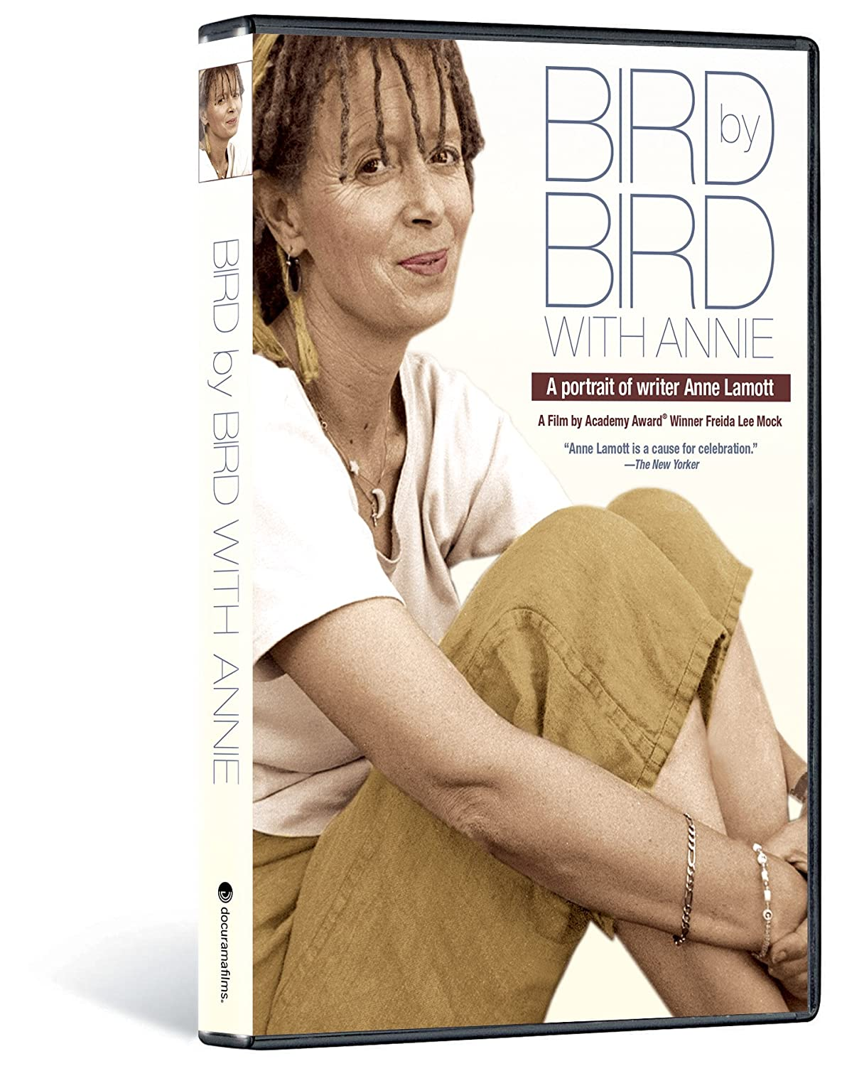 Amazon: Bird By Bird With Annie: A Film Portrait Of Writer Anne Lamott: Anne  Lamott, Freida Lee Mock: Movies & Tv