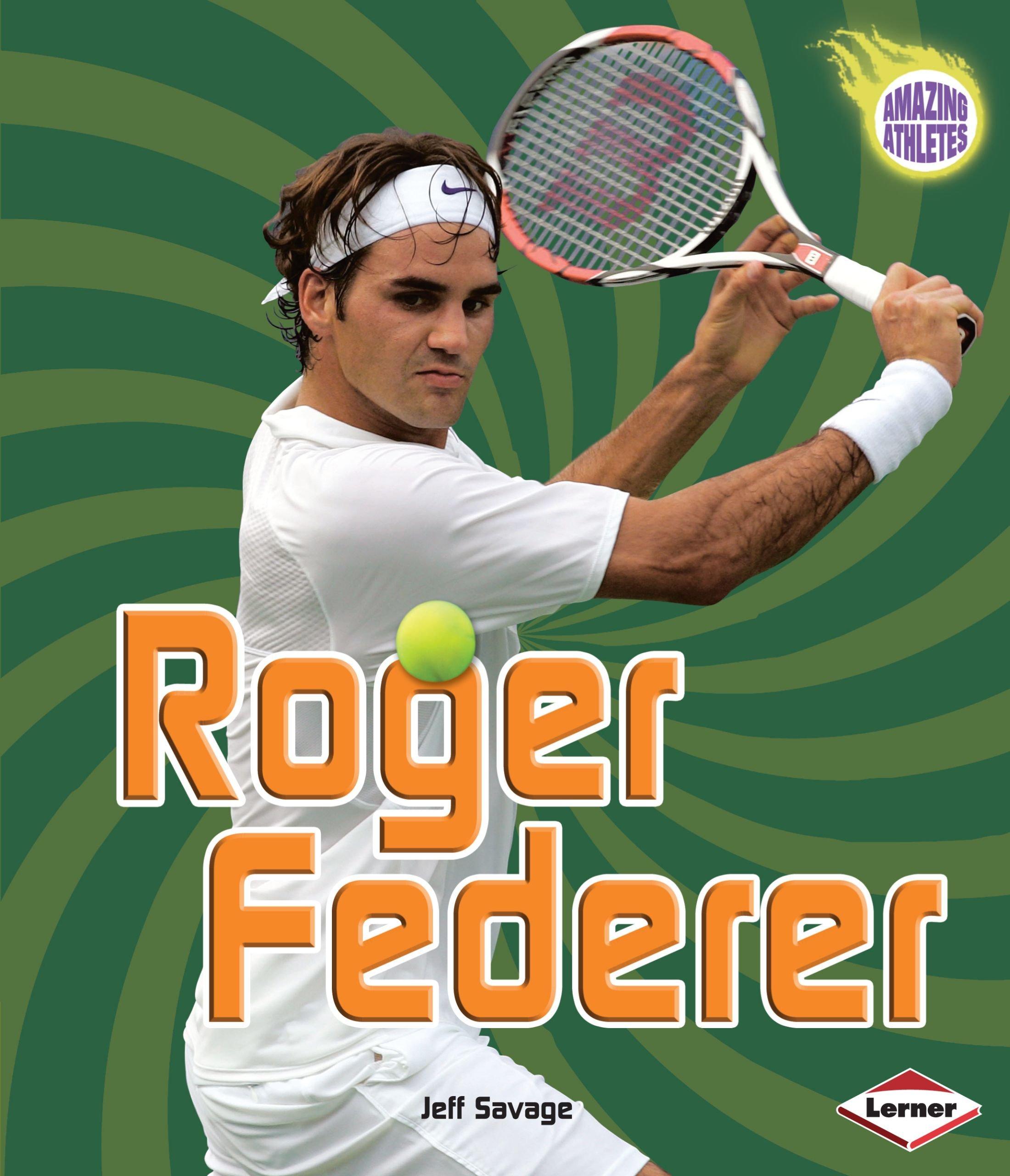 Download Roger Federer (Amazing Athletes) pdf