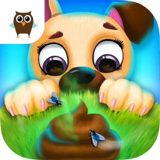 Kiki & Fifi Pet Friends - Furry Kitty & Puppy Care (Best Dog Games For Android)