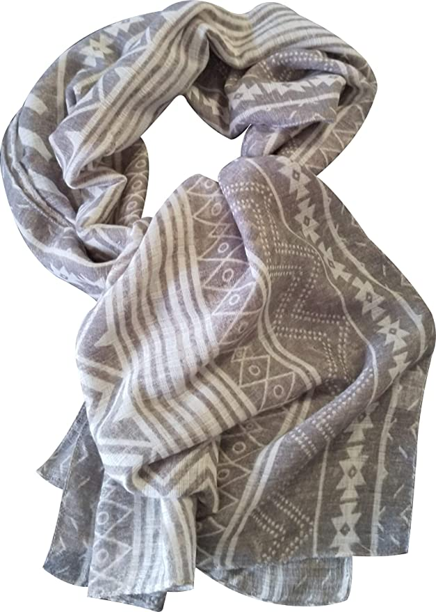 HOWARDS Chal foulard de Mujer LONDON, Foulard algodon/modal mixto ...