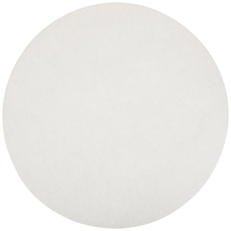 Ahlstrom 0550-0550 Quantitative Filter Paper, 15 Micron, Fast Flow, Grade 55, 5.5cm Diameter (Pack of 100)