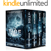 The Tide Series Box Set (Books 1-4): A Post-Apocalyptic Thriller