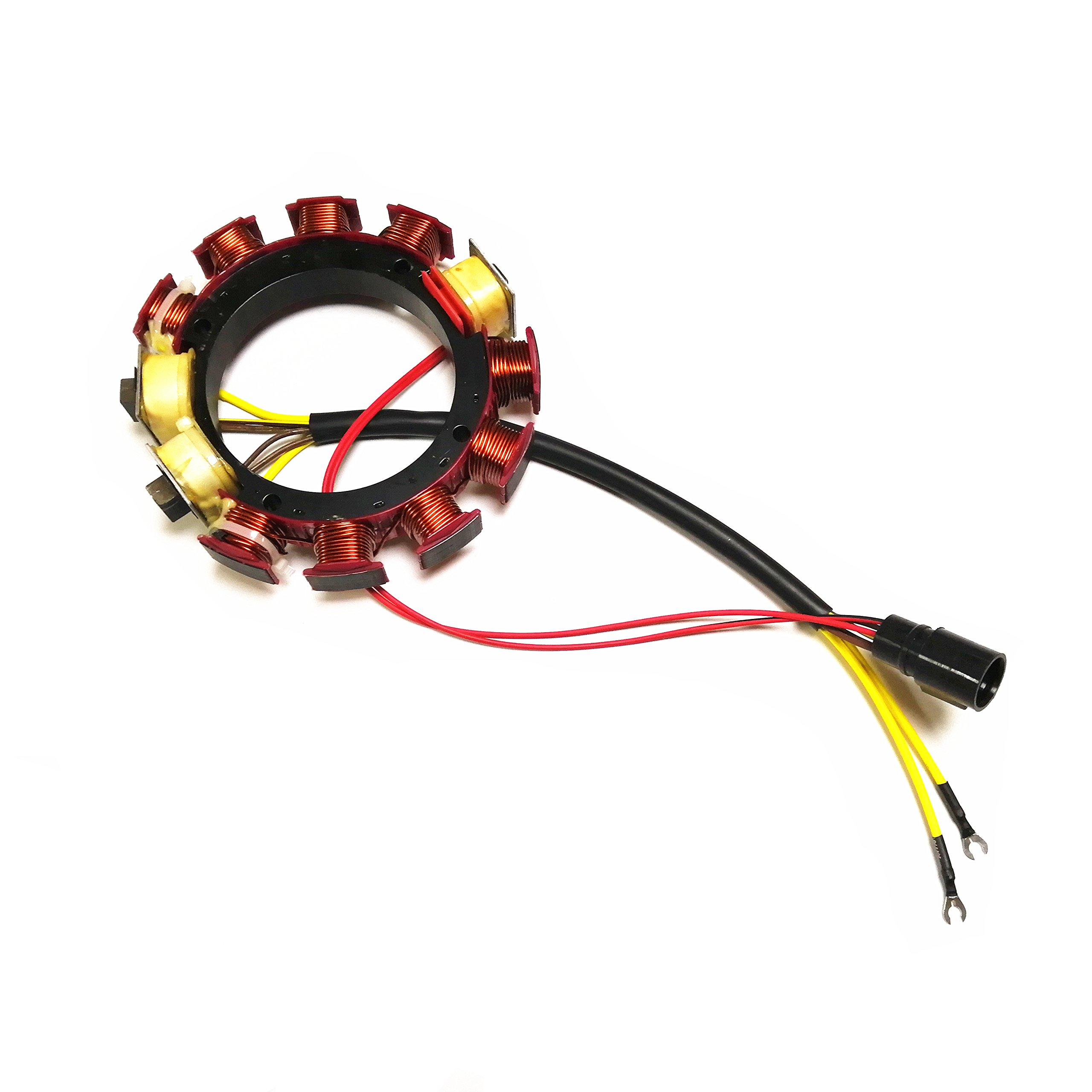 JETUNIT Stator 35Amp 6Cyl For Johnson Evinrude 150-155-175HP 173-4292 584292 583710 763764 by JETUNIT