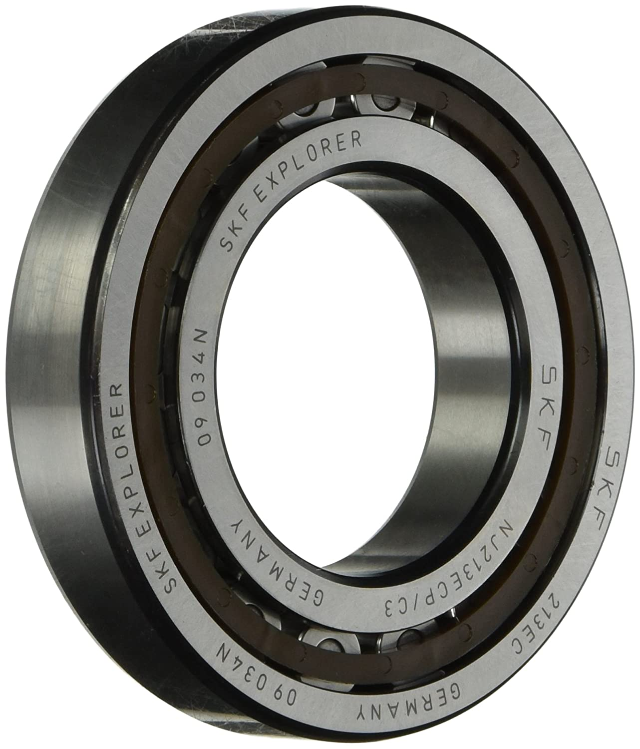NJ-2207E P//6 Consolidated Bearing CYLINDRICAL ROLLER BEARING