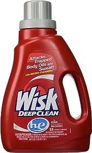 Wisk Deep Clean Detergent - 33 Loads