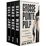 Grosse Pointe Pulp: John Rockne Mystery Thriller Series Books #1, #2 and #3
