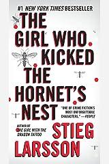 The Girl Who Kicked the Hornet's Nest (Millennium Series) Mass Market Paperback