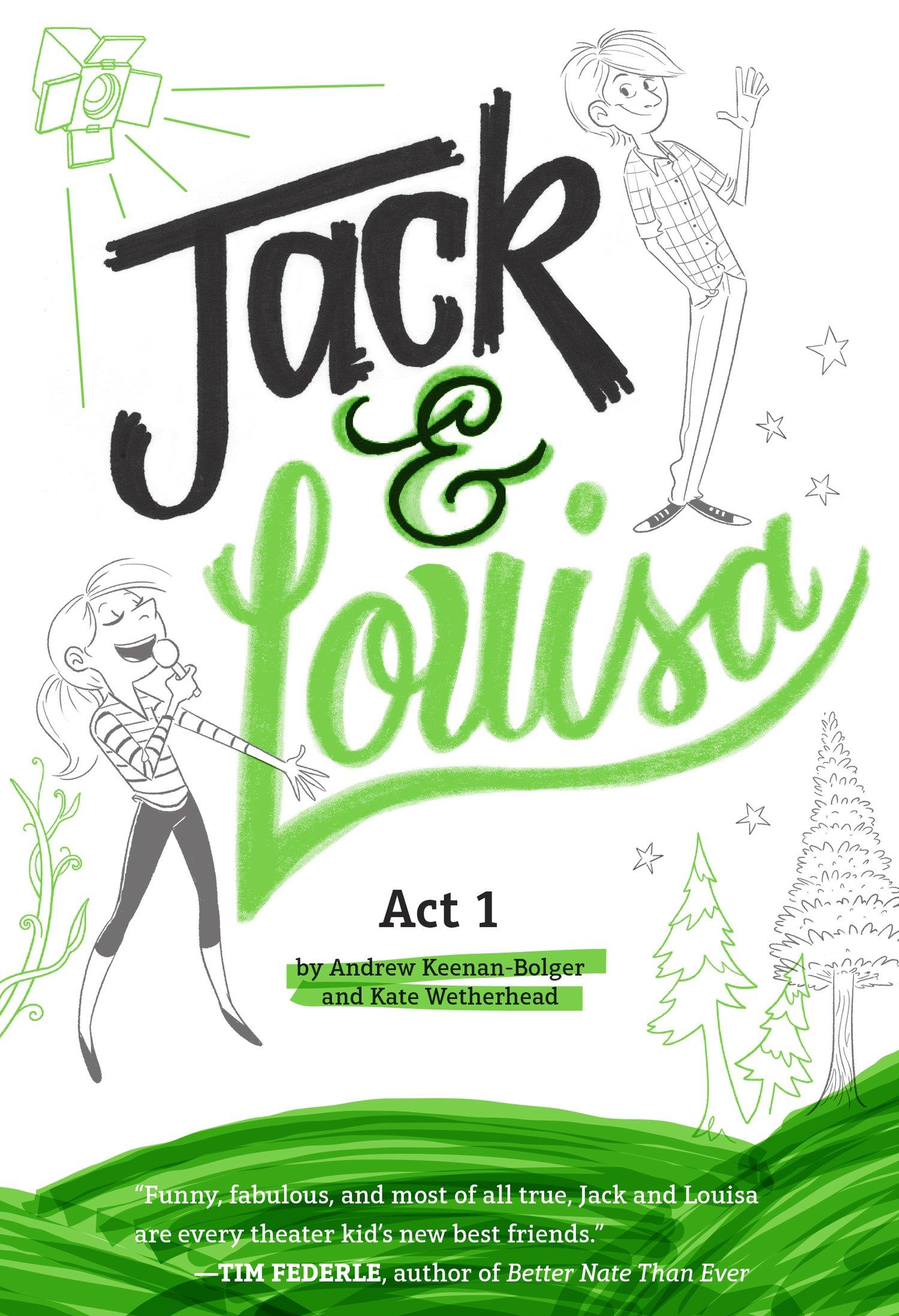 Act 1 (Jack & Louisa)