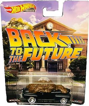 Ford Super Deluxe Zurück in die Zukunft Retro 1:64 Hot Wheels FYP60 DMC55