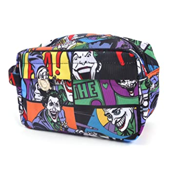 The Joker Comic Neceser multicolor